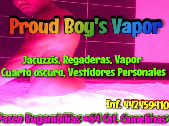 Proud Boy's Vapor