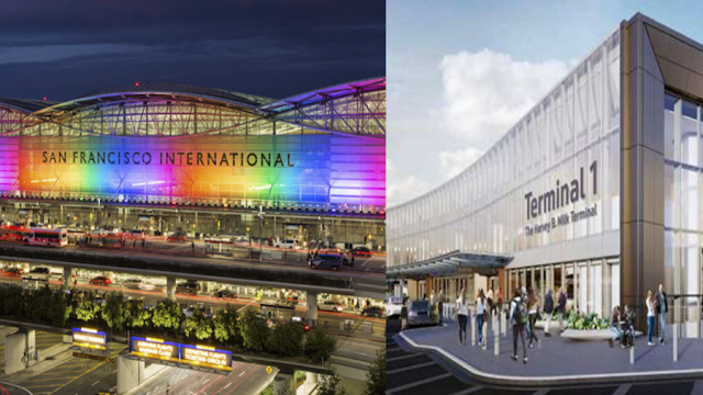 San Francisco abre el Aeropuerto Harvey Milk en honor a la comunidad LGBTI