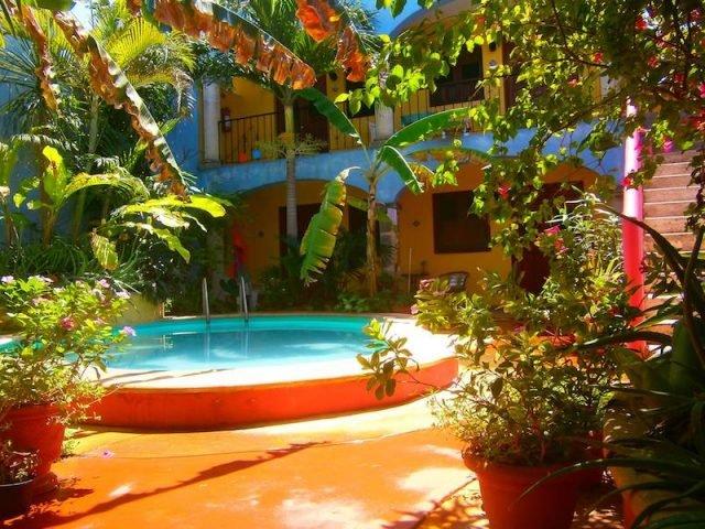 Posada Santiago Guesthouse