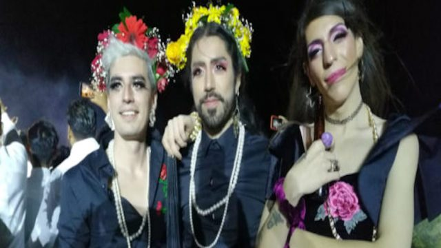 Muxes celebran 44 años de tolerancia y diversidad sexual en Juchitán